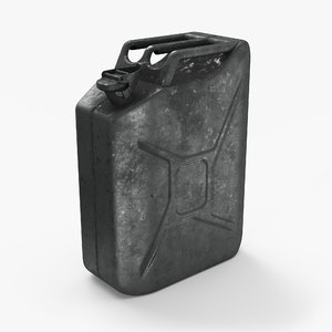 canister contains 3D model