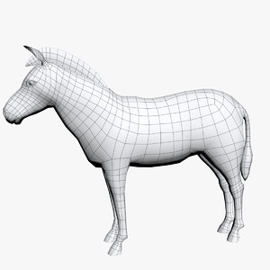 zebra 3D