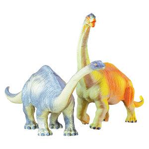 toys dinosaurs brachiosaurus diplodocus 3D model