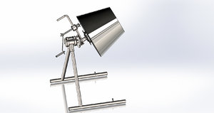 mixer concrete 3D model