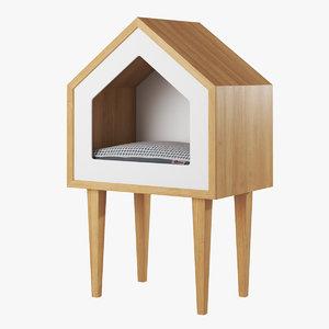 3D cat house