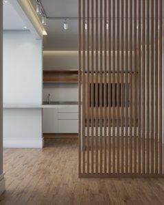 studio interior decorate 3D model