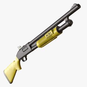 taser x12 shotgun model