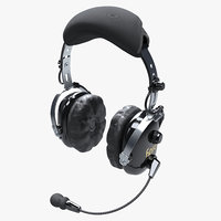 Pilots Headset 1