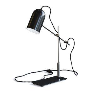 table desk lamp 3D model