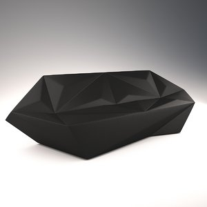 gemma sofa daniel libeskinds model