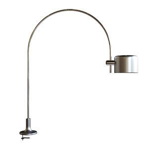 3D model table desk lamp