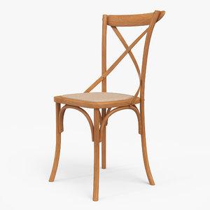 3D thonet chair lighting