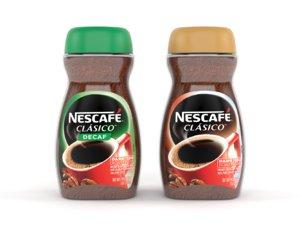 nescafe clasico mild medium model