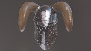 helm tophelm 3D model