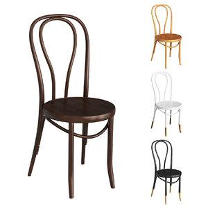 classic chair thonet model
