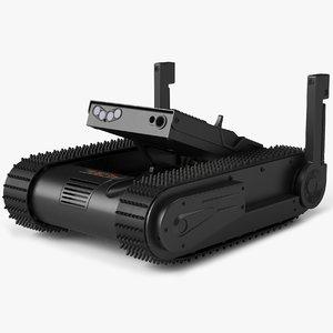 mk2 robot swat model