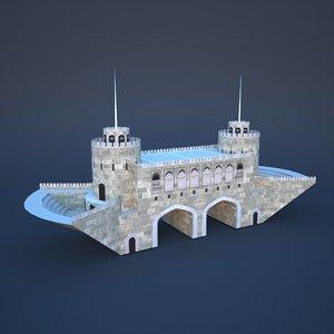 3D muscat gate museum