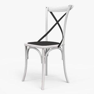 thonet chair 3D model