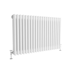 3D traditional radiator model