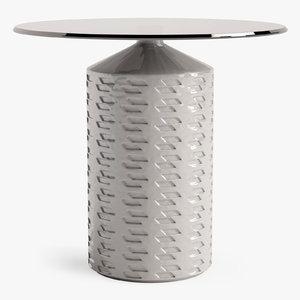 potocco hishi coffee table 3D model
