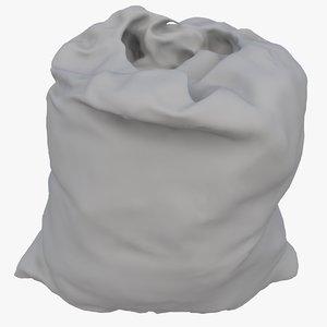 3D model mesh garbage bag industry