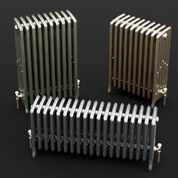 Cast Iron radiator set