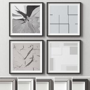 frames set-172 picture model