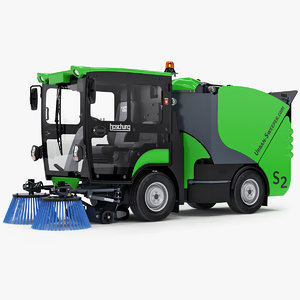 boschung urban sweeper s2 model