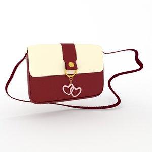 purse wallet 3D