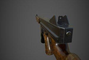 3D thompson m1a1