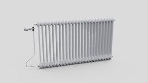 3D radiator corona renderer
