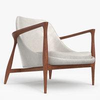 Elisabeth Chair White