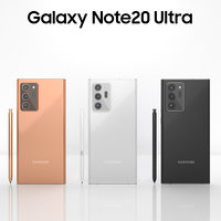 Samsung Galaxy Note 20 Ultra all color
