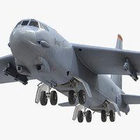 Boeing B52 Stratofortress Strategic Bomber