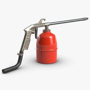 spray gun model