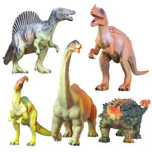 3D model dinosaur toys