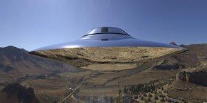 ufo bob lazar model