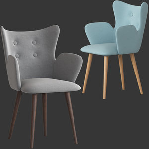 3D innova austalia kachina dining chair