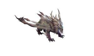 3D mythical animal