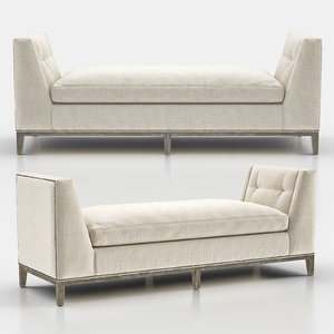 wendell bench 3D