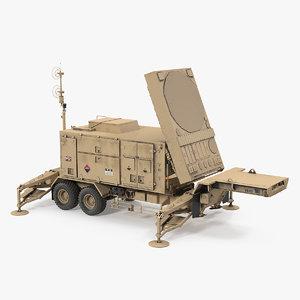 patriot mpq53 radar set model