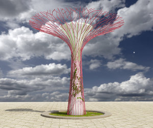 3D singapore gardens bay
