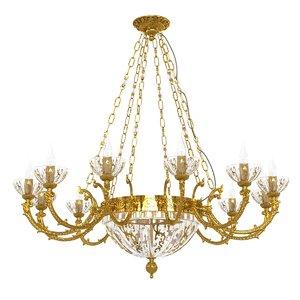 chandelier lighting il paralume model