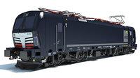 Siemens Vectron Locomotive MRCE