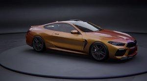 m car sport 3D model