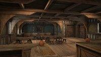Ancient tavern inn