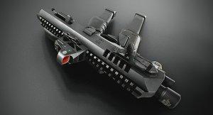 3D caa micro-roni g3 roni model