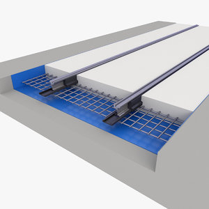 track rail railway model