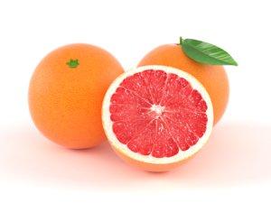 grapefruit 3D