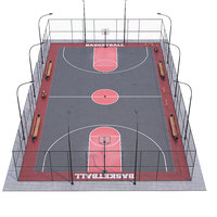 Basketball court Hq