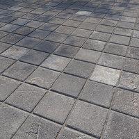 Ultra realistic Floor Tiles Scan