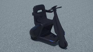 ev toyota 3D model