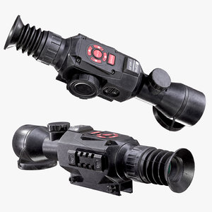 3D atn x-sight ii hd model