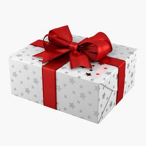 max gift box white